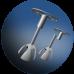 Titanium Prosthesis Partial Variac Bell(PORP)